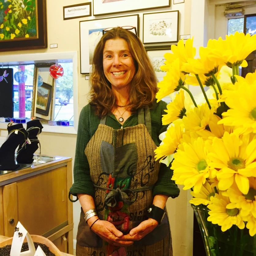 Karen Edgerly, Colorado Silversmith